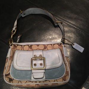 Designer Coach purse